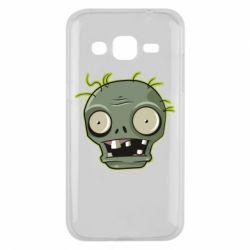Чохол для Samsung J2 2015 Plants vs zombie head
