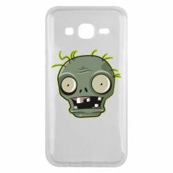 Чохол для Samsung J5 2015 Plants vs zombie head