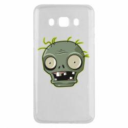 Чохол для Samsung J5 2016 Plants vs zombie head