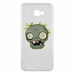 Чохол для Samsung J4 Plus 2018 Plants vs zombie head