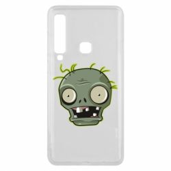 Чохол для Samsung A9 2018 Plants vs zombie head