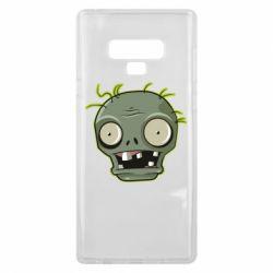 Чохол для Samsung Note 9 Plants vs zombie head