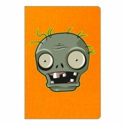 Блокнот А5 Plants vs zombie head