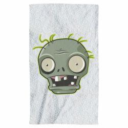 Рушник Plants vs zombie head