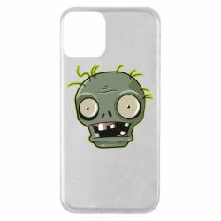 Чохол для iPhone 11 Plants vs zombie head