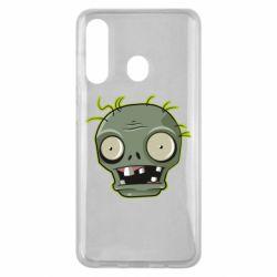 Чохол для Samsung M40 Plants vs zombie head