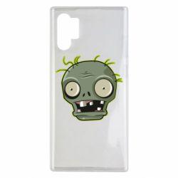 Чохол для Samsung Note 10 Plus Plants vs zombie head