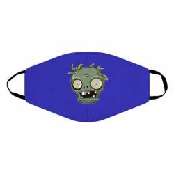 Маска для обличчя Plants vs zombie head