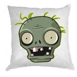 Подушка Plants vs zombie head