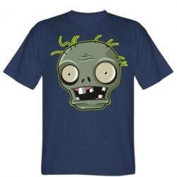 Чоловіча футболка Plants vs zombie head
