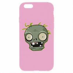 Чохол для iPhone 6 Plus/6S Plus Plants vs zombie head