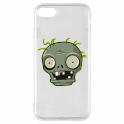 Чохол для iPhone 7 Plants vs zombie head