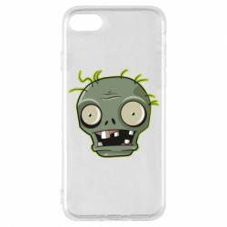 Чохол для iPhone 8 Plants vs zombie head