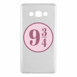Чохол для Samsung A7 2015 Platform nine and three quarters