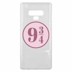 Чохол для Samsung Note 9 Platform nine and three quarters