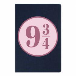 Блокнот А5 Platform nine and three quarters