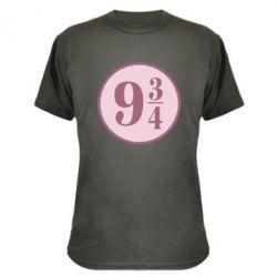 Камуфляжна футболка Platform nine and three quarters