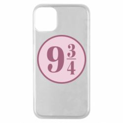 Чохол для iPhone 11 Pro Platform nine and three quarters