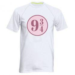 Чоловіча спортивна футболка Platform nine and three quarters