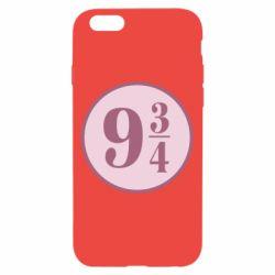 Чохол для iPhone 6/6S Platform nine and three quarters