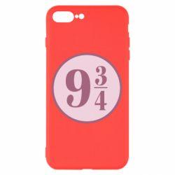 Чохол для iPhone 7 Plus Platform nine and three quarters