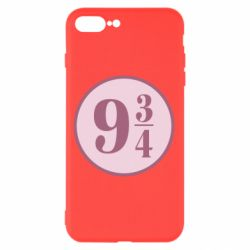 Чохол для iPhone 8 Plus Platform nine and three quarters