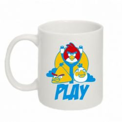 Кружка 320ml Play Angry Birds