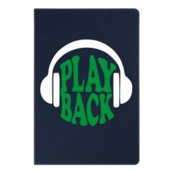 Блокнот А5 Play Back - FatLine