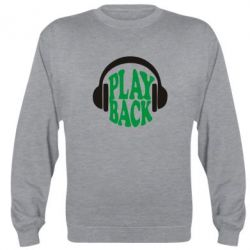 Реглан Play Back - FatLine