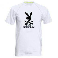 Мужская спортивная футболка Play dalnoboy