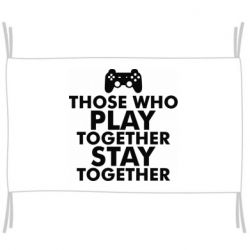 Прапор Play together