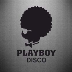 Наклейка Playboy Disco - FatLine