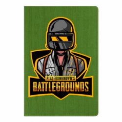 Блокнот А5 Player unknown battle grounds