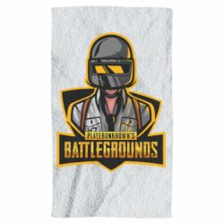 Полотенце Player unknown battle grounds