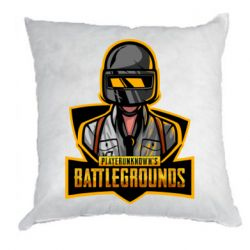 Подушка Player unknown battle grounds