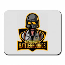 Коврик для мыши Player unknown battle grounds