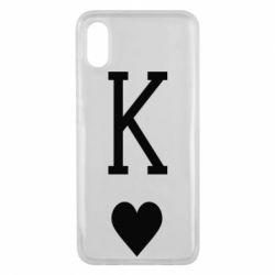 Чохол для Xiaomi Mi8 Pro Playing Cards King