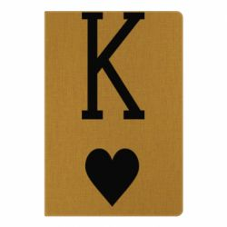 Блокнот А5 Playing Cards King