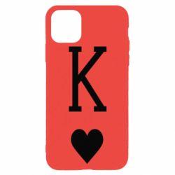 Чохол для iPhone 11 Pro Max Playing Cards King