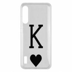 Чохол для Xiaomi Mi A3 Playing Cards King