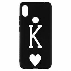 Чохол для Xiaomi Redmi S2 Playing Cards King