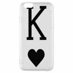 Чохол для iPhone 6/6S Playing Cards King