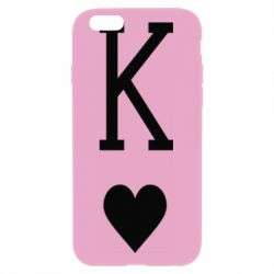 Чохол для iPhone 6 Plus/6S Plus Playing Cards King