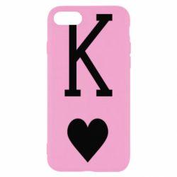 Чохол для iPhone 7 Playing Cards King