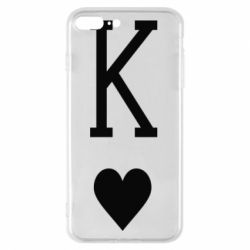 Чохол для iPhone 7 Plus Playing Cards King