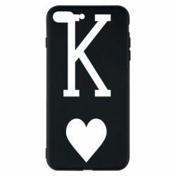 Чохол для iPhone 8 Plus Playing Cards King