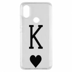 Чохол для Xiaomi Mi A2 Playing Cards King