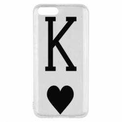 Чохол для Xiaomi Mi6 Playing Cards King