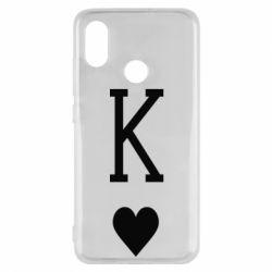 Чохол для Xiaomi Mi8 Playing Cards King