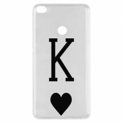 Чохол для Xiaomi Mi Max 2 Playing Cards King